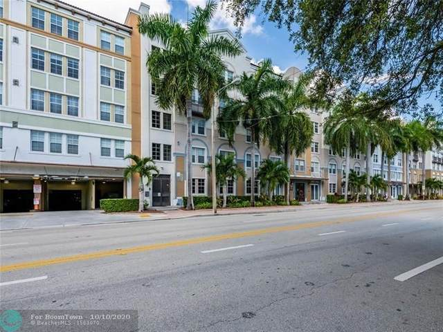 533 NE 3rd Ave #533, Fort Lauderdale, FL 33301 (MLS #F10251579) :: Berkshire Hathaway HomeServices EWM Realty