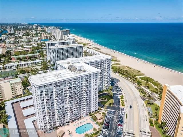 405 N Ocean Blvd #429, Pompano Beach, FL 33062 (#F10251605) :: Posh Properties