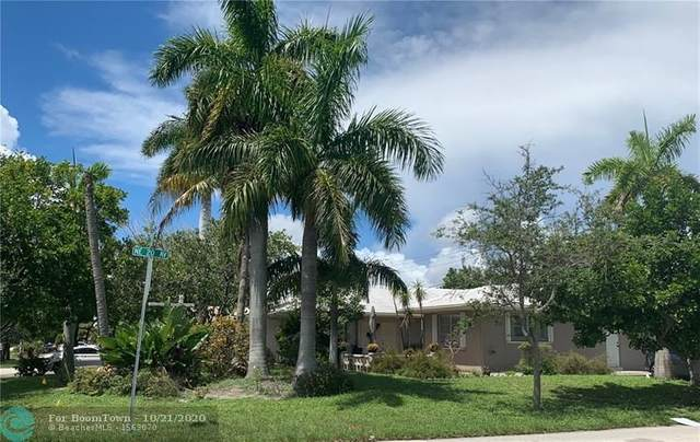 1951 NE 56th St, Fort Lauderdale, FL 33308 (#F10251851) :: Posh Properties