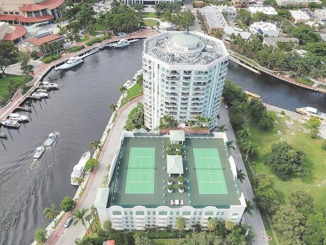 401 SW 4th Ave #301, Fort Lauderdale, FL 33315 (MLS #F10252220) :: Green Realty Properties