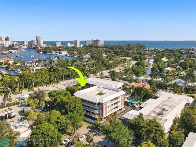 2420 SE 17th St 308C, Fort Lauderdale, FL 33316 (MLS #F10252337) :: The Howland Group