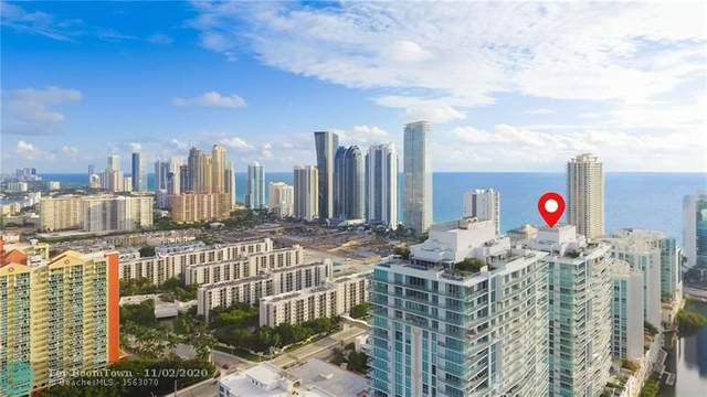 300 Sunny Isles Blvd 4-1105, Sunny Isles Beach, FL 33160 (#F10252550) :: Signature International Real Estate