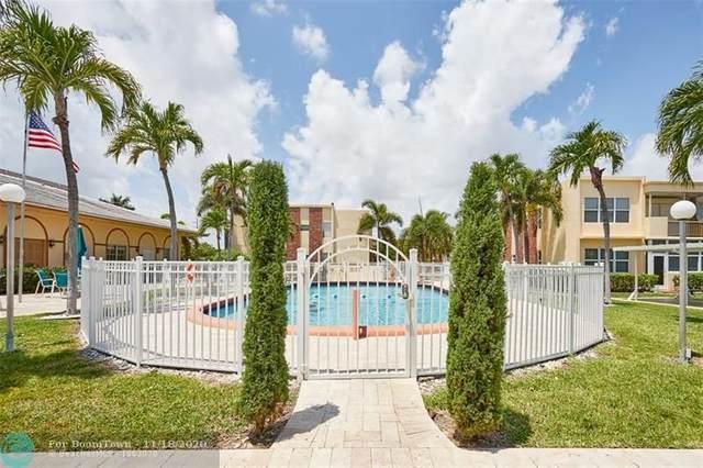 1250 Atlantic Shores Blvd #114, Hallandale, FL 33009 (MLS #F10253271) :: Berkshire Hathaway HomeServices EWM Realty