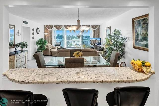 303 N Riverside Dr #503, Pompano Beach, FL 33062 (#F10254016) :: Posh Properties