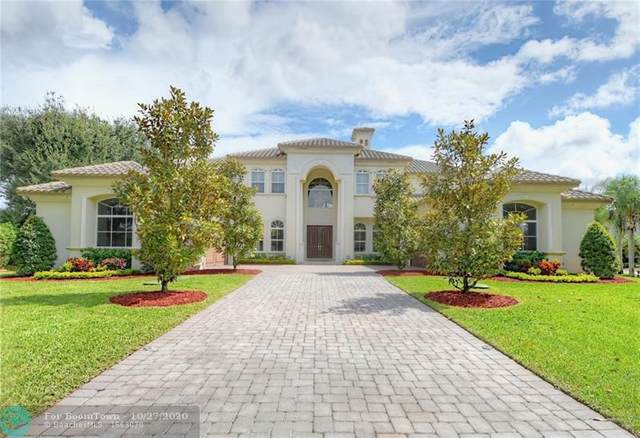6276 NW 75th Way, Parkland, FL 33067 (#F10254054) :: Signature International Real Estate