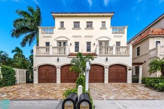 220 Hendricks Isle, Fort Lauderdale, FL 33301 (MLS #F10254319) :: Berkshire Hathaway HomeServices EWM Realty