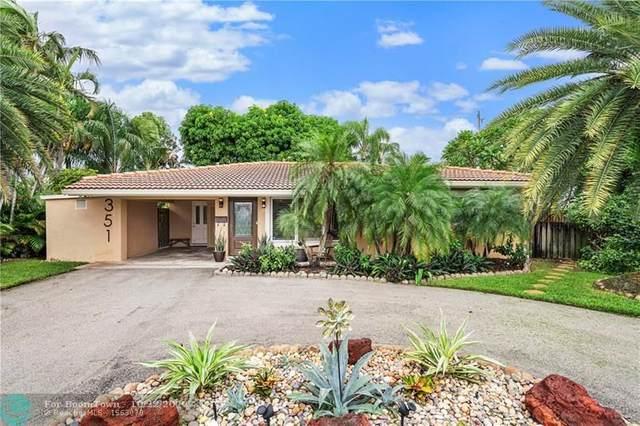 351 SE 3rd St, Pompano Beach, FL 33060 (MLS #F10254938) :: Castelli Real Estate Services