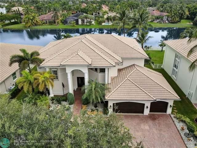 3961 SW 186th Way, Miramar, FL 33029 (MLS #F10255792) :: Berkshire Hathaway HomeServices EWM Realty