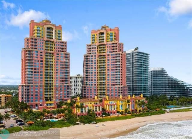 2110 N Ocean Blvd 6F, Fort Lauderdale, FL 33305 (#F10256424) :: Baron Real Estate