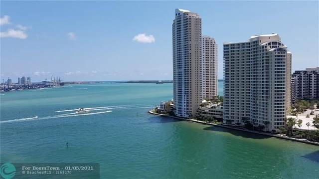 325 S Biscayne Blvd #1915, Miami, FL 33131 (#F10256556) :: Signature International Real Estate