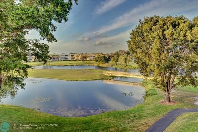 2903 Victoria M4, Coconut Creek, FL 33066 (MLS #F10257502) :: Berkshire Hathaway HomeServices EWM Realty