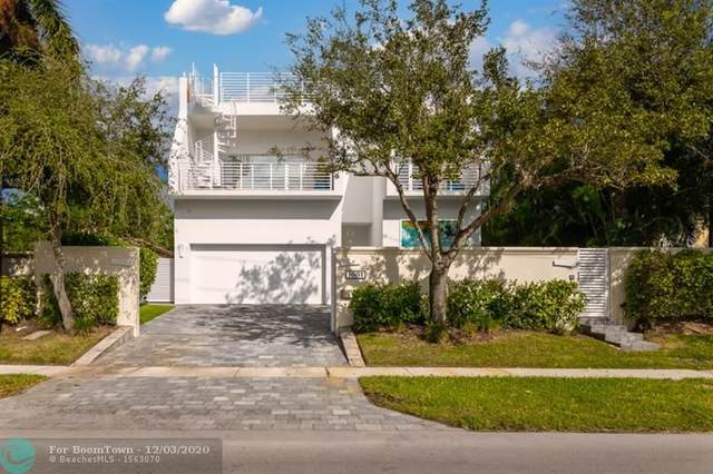 1061 Johnson St, Hollywood, FL 33019 (MLS #F10258014) :: Green Realty Properties