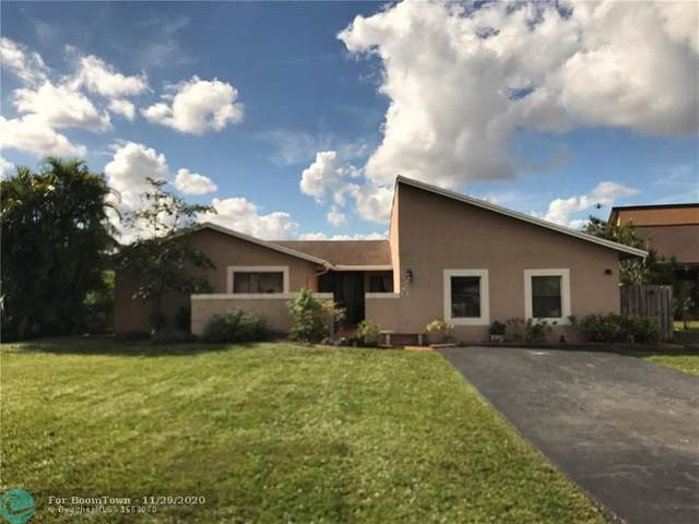 9520 NW 46th St, Sunrise, FL 33351 (MLS #F10258277) :: The Jack Coden Group