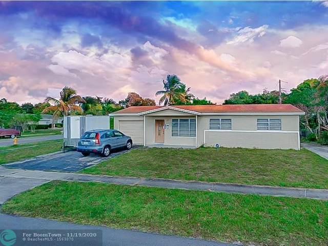 1560 NW 63rd Ave, Sunrise, FL 33313 (MLS #F10258894) :: Castelli Real Estate Services