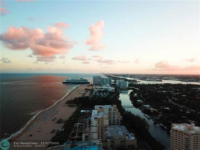 2100 S Ocean Ln #703, Fort Lauderdale, FL 33316 (MLS #F10259418) :: Berkshire Hathaway HomeServices EWM Realty