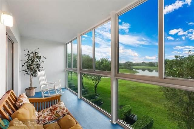 850 SW 133rd Ter 318B, Pembroke Pines, FL 33027 (MLS #F10260198) :: Green Realty Properties