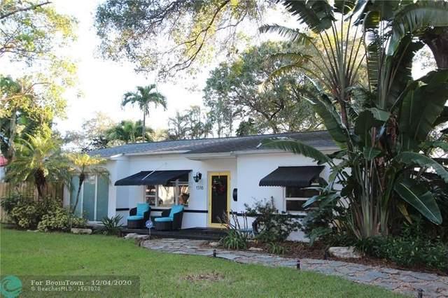 1516 SW 8th Ave, Fort Lauderdale, FL 33315 (MLS #F10260420) :: Miami Villa Group