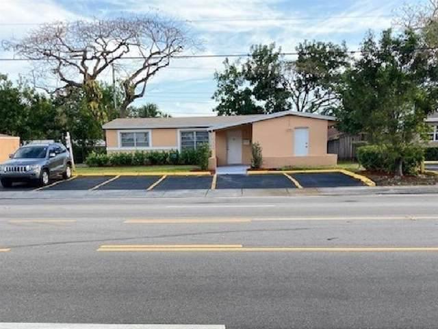 6700 Taft St, Hollywood, FL 33024 (#F10261206) :: Posh Properties
