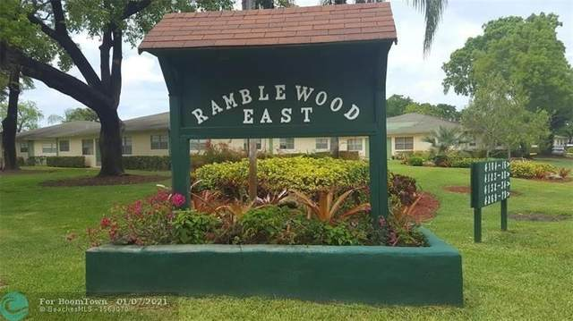 4127 NW 88th Ave #104, Coral Springs, FL 33065 (MLS #F10261992) :: Green Realty Properties