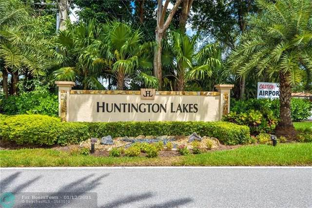 14460 Strathmore Ln #803, Delray Beach, FL 33446 (MLS #F10262436) :: Green Realty Properties