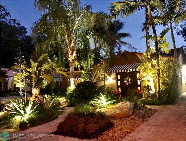 1632 NE 4TH CT, Fort Lauderdale, FL 33301 (#F10262885) :: Signature International Real Estate