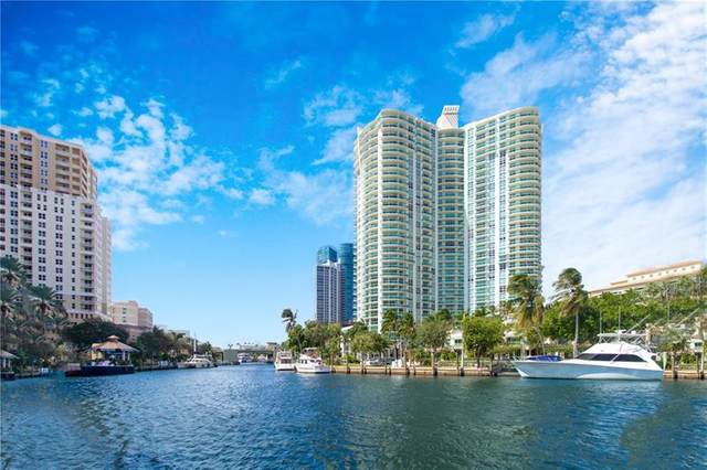 347 N New River Dr #707, Fort Lauderdale, FL 33301 (#F10263098) :: Ryan Jennings Group