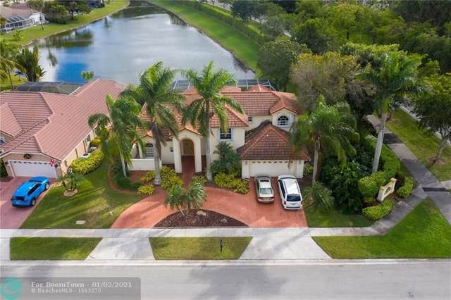 22372 Collington Drive, Boca Raton, FL 33428 (MLS #F10263883) :: THE BANNON GROUP at RE/MAX CONSULTANTS REALTY I