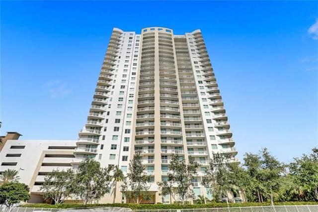 1755 E Hallandale Beach Blvd #405, Hallandale, FL 33009 (MLS #F10263904) :: Green Realty Properties