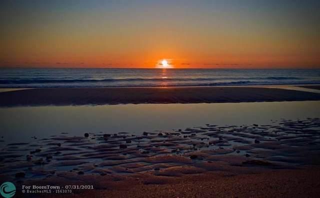 1000 S Ocean Blvd 6I, Pompano Beach, FL 33062 (#F10265450) :: Treasure Property Group