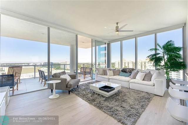 920 Intracoastal Dr #1501, Fort Lauderdale, FL 33304 (MLS #F10265558) :: Green Realty Properties