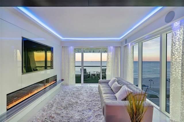 551 N Fort Lauderdale Beach Blvd R407, Fort Lauderdale, FL 33304 (#F10265583) :: Signature International Real Estate