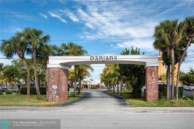 505 E Dania Beach Blvd 4-3I, Dania Beach, FL 33004 (MLS #F10266170) :: Green Realty Properties