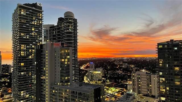 1080 Brickell Ave #3309, Miami, FL 33131 (#F10266669) :: Baron Real Estate