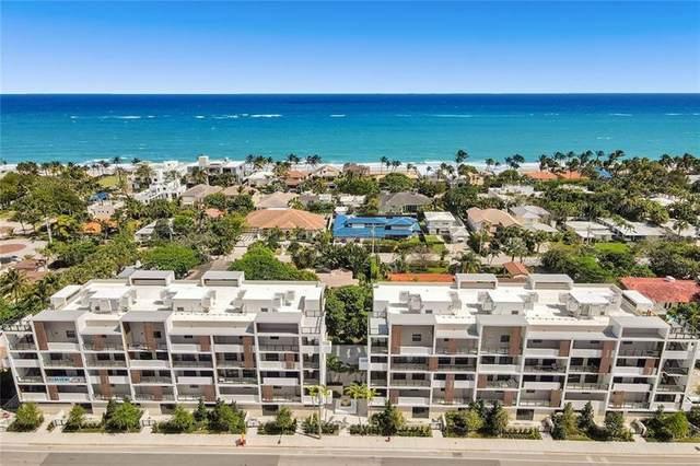 3040 N Ocean Blvd N102, Fort Lauderdale, FL 33308 (#F10266901) :: Baron Real Estate