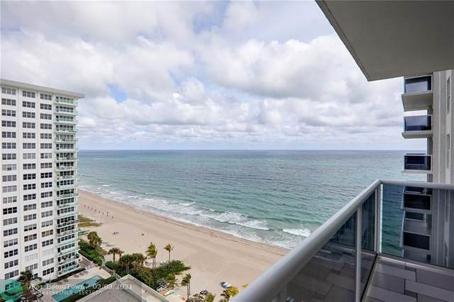 3500 Galt Ocean Dr #1416, Fort Lauderdale, FL 33308 (#F10267032) :: Baron Real Estate