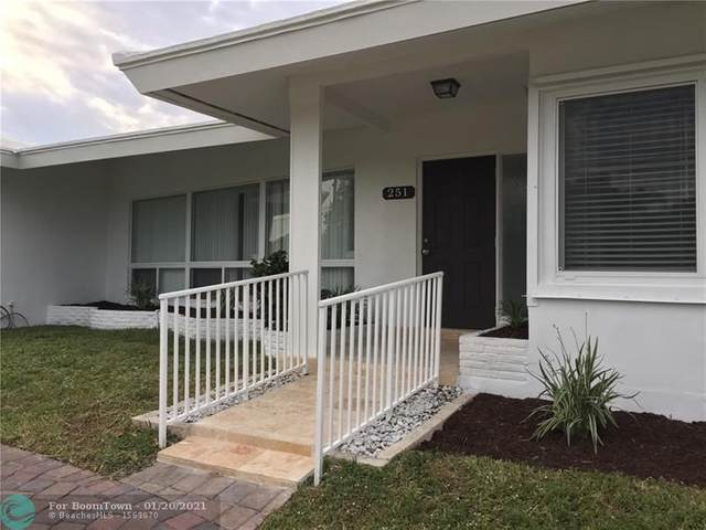 251 S Tradewinds Ave, Lauderdale By The Sea, FL 33308 (MLS #F10267106) :: Castelli Real Estate Services