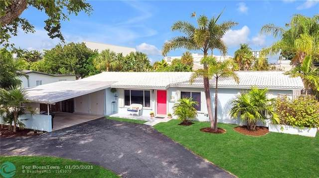 2515 NE 29th Ct, Fort Lauderdale, FL 33306 (MLS #F10267147) :: The Howland Group