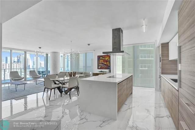 300 Sunny Isles Blvd 4-1601, Sunny Isles Beach, FL 33160 (#F10267650) :: Treasure Property Group