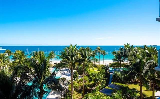 2200 N Ocean Blvd S405, Fort Lauderdale, FL 33305 (MLS #F10268415) :: Green Realty Properties