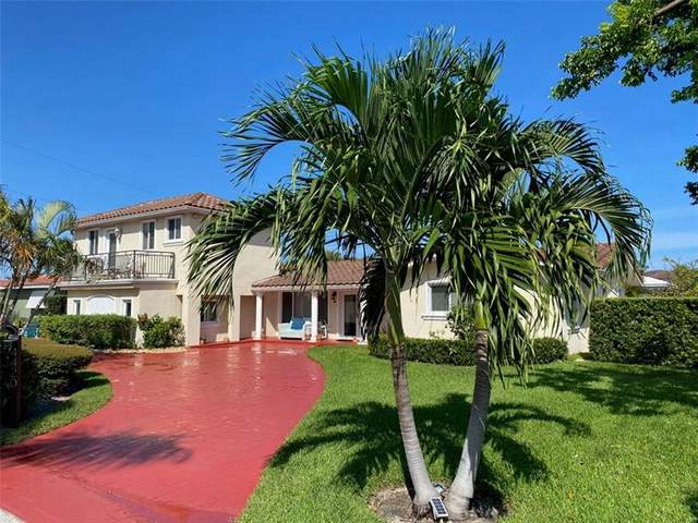 4420 E Tradewinds Ave, Lauderdale By The Sea, FL 33308 (MLS #F10269064) :: The Jack Coden Group