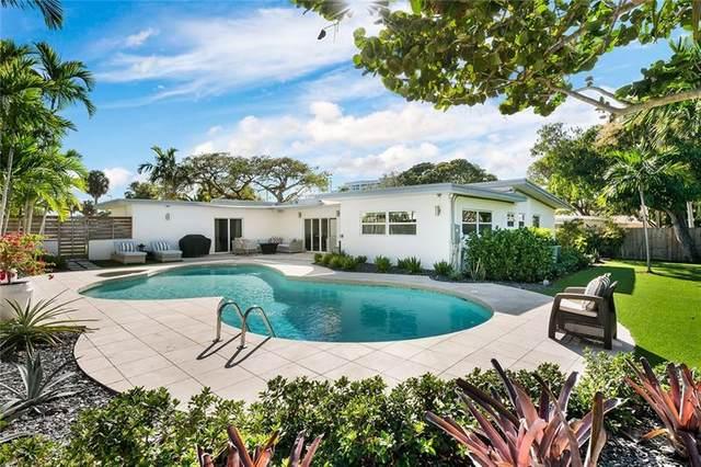 2307 NE 12th St, Fort Lauderdale, FL 33304 (#F10269263) :: Posh Properties
