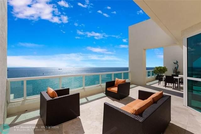 101 S Fort Lauderdale Beach Blvd #2901, Fort Lauderdale, FL 33316 (#F10271885) :: Heather Towe | Keller Williams Jupiter