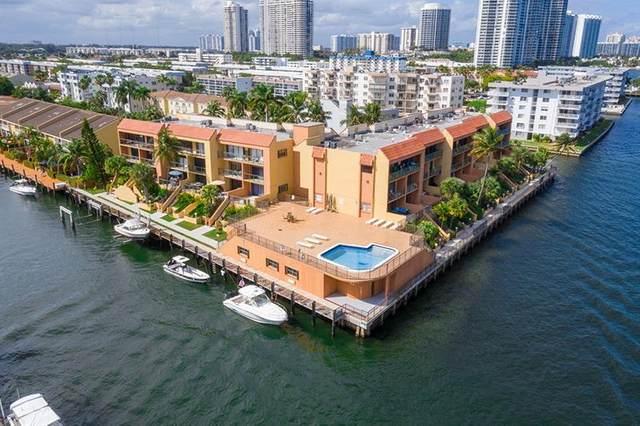 4000 NE 168th St #114B, North Miami Beach, FL 33160 (MLS #F10273058) :: United Realty Group