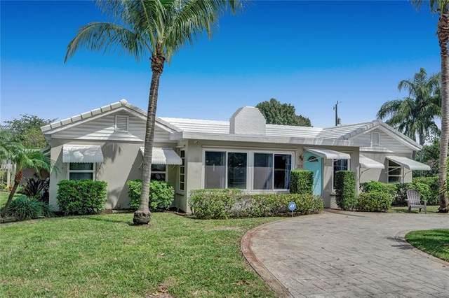 701 NE 7th St, Pompano Beach, FL 33060 (#F10273118) :: Michael Kaufman Real Estate