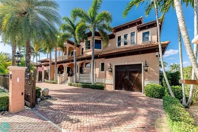 3131 NE 27th Ave, Lighthouse Point, FL 33064 (#F10274044) :: Baron Real Estate