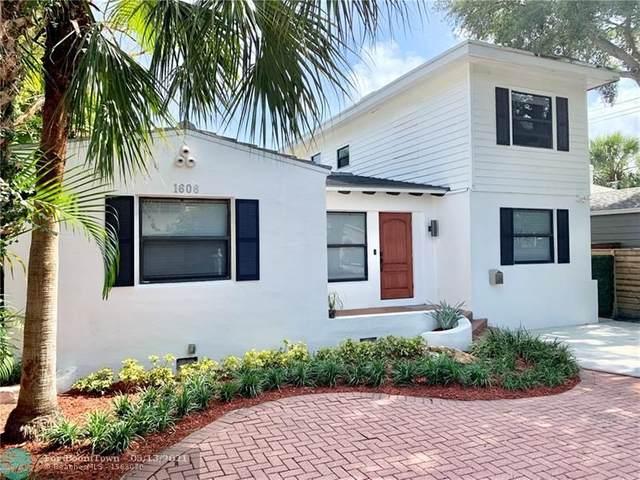 1606 SE 1st St, Fort Lauderdale, FL 33301 (MLS #F10277873) :: The Howland Group
