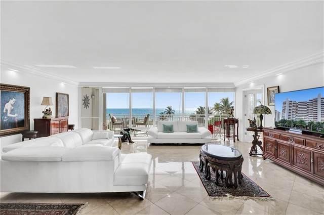 1390 S Ocean Blvd 2F, Pompano Beach, FL 33062 (#F10279589) :: Real Treasure Coast