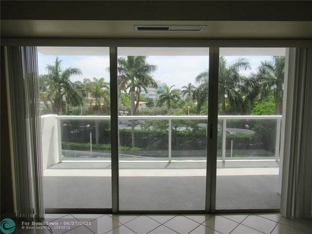 2841 N Ocean Blvd #405, Fort Lauderdale, FL 33308 (MLS #F10280531) :: Berkshire Hathaway HomeServices EWM Realty
