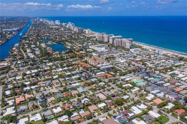 4536 Seagrape Dr, Lauderdale By The Sea, FL 33308 (MLS #F10280596) :: The Howland Group