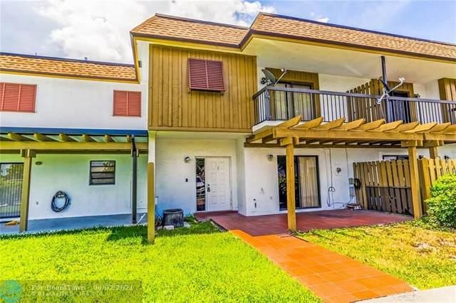 6908 NW 169th St G, Miami Gardens, FL 33015 (MLS #F10281694) :: Berkshire Hathaway HomeServices EWM Realty